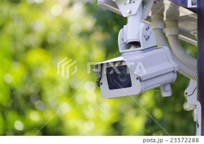 gun-type camera