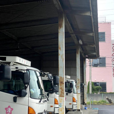 茨城県つくば市 T運送3